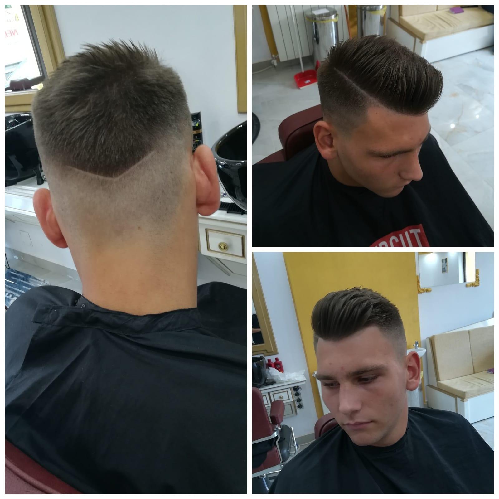 haircut-tuns barbati-barber shop-aranjat barba