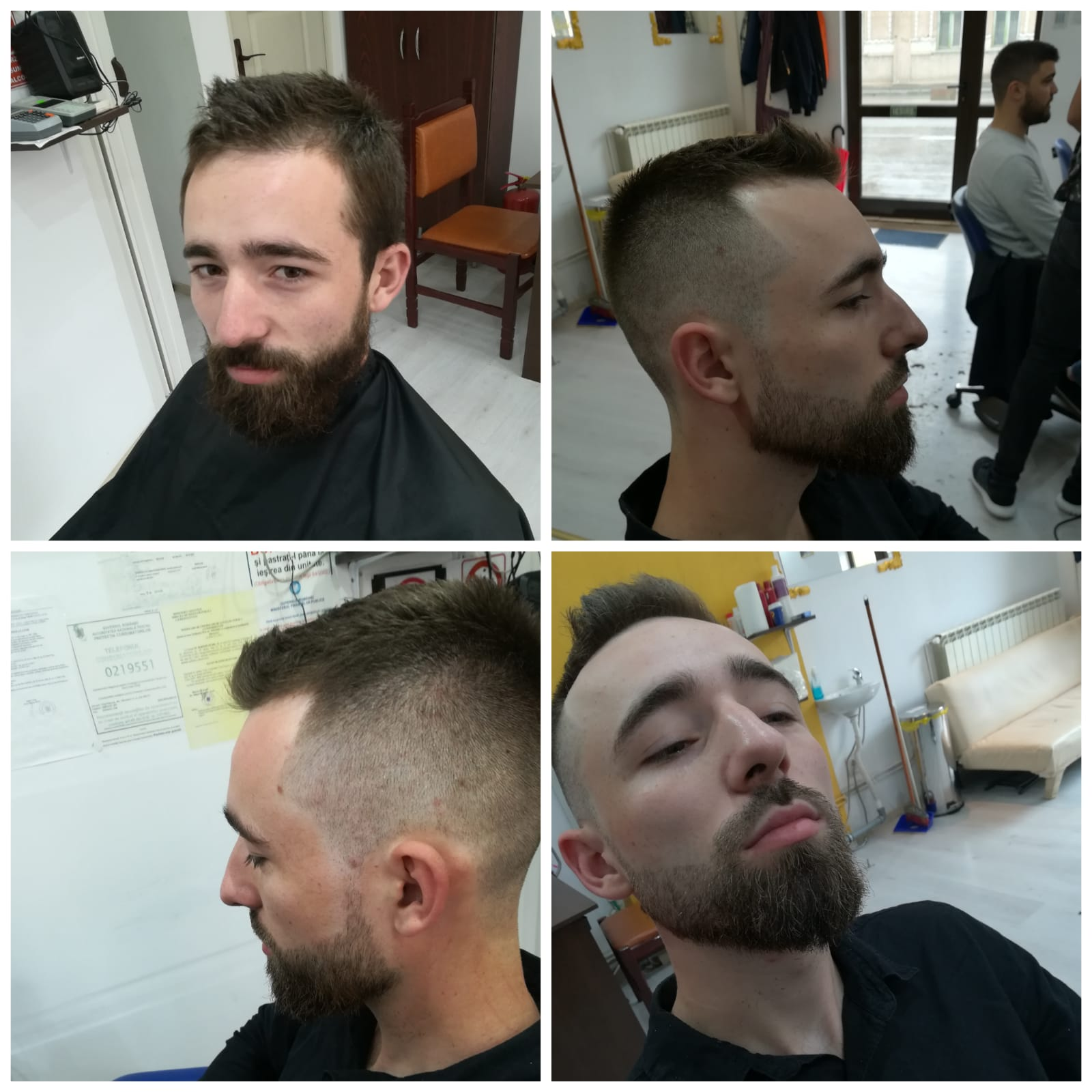 haircut-tuns barbati-barber shop