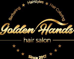 logo Golden Hands Salon Cluj