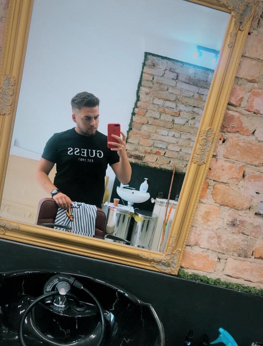Vlad - barber