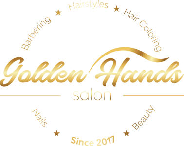 Logo Goden Hands Salon Cluj